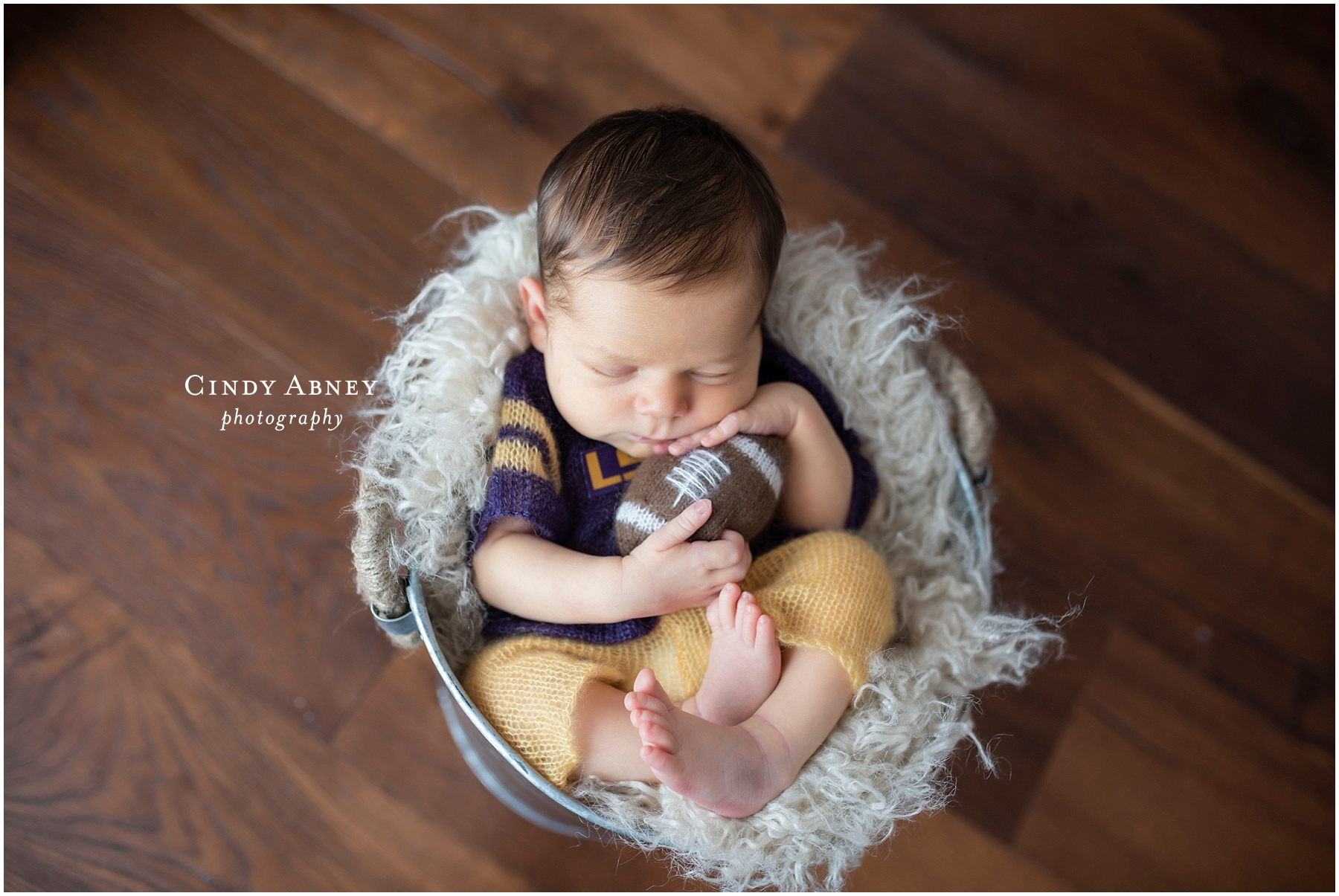 Ethan {Baton Rouge Newborn Photographer}