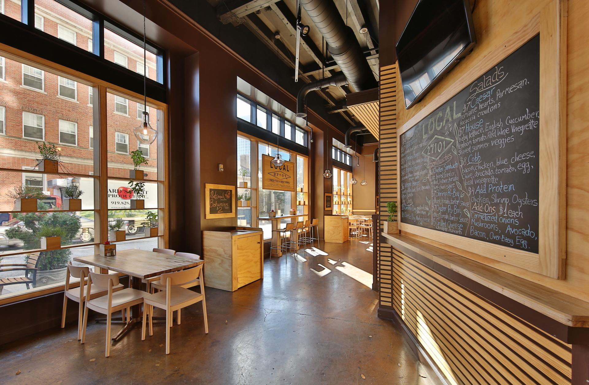 Local 27101 Restaurant