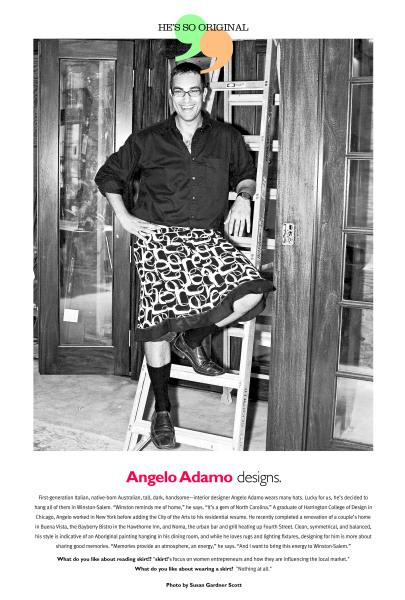 Skirt magazine