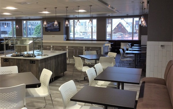 Lincoln Financial Cafe Renovation