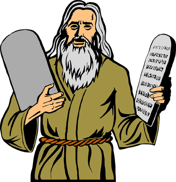 Moses, Commandments, Christianity, Rules, Walking in the Faith