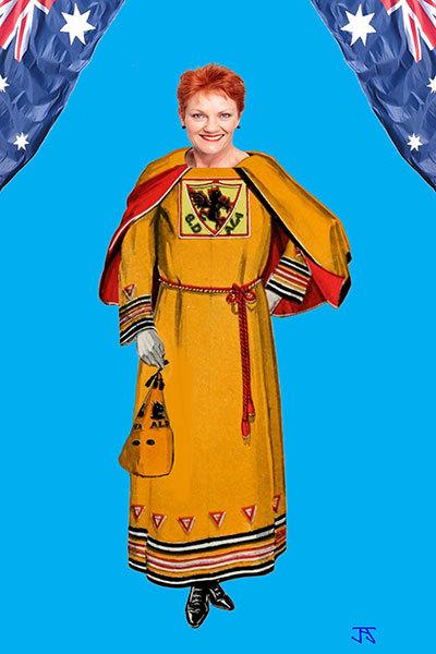 Pauline Grand Dragon