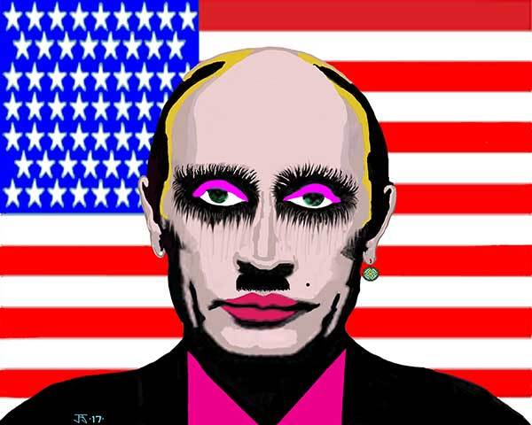 Russia America Relations