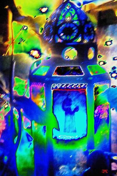 Still Life with Lantern
