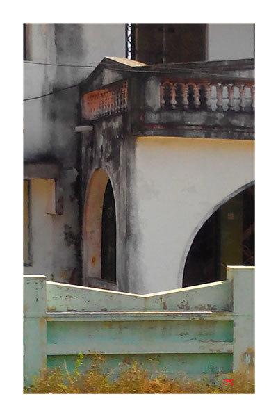 Arches (Tamil Nadu (India)
