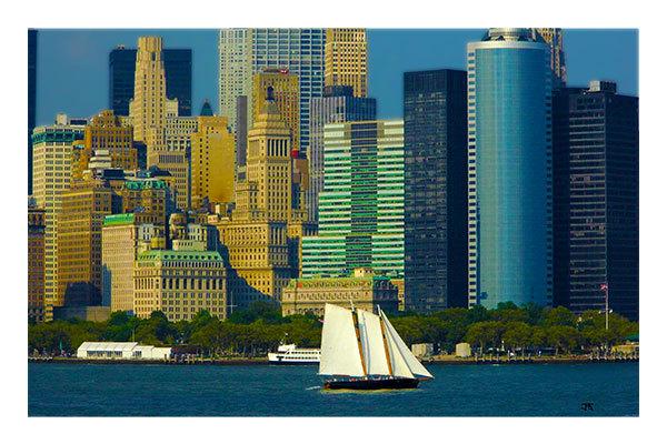 Sailing, NYC - 2