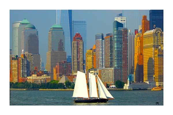 Sailing, NYC