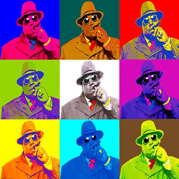 Biggie (aka Notorious B.I.G., Christopher Wallace)