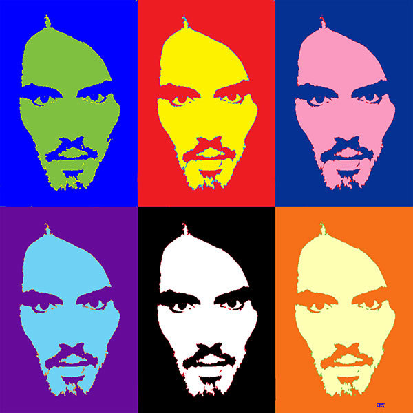 Russell Brand - 3x2