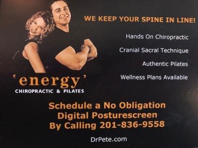 Energy Chiropractics & Pilates Studio