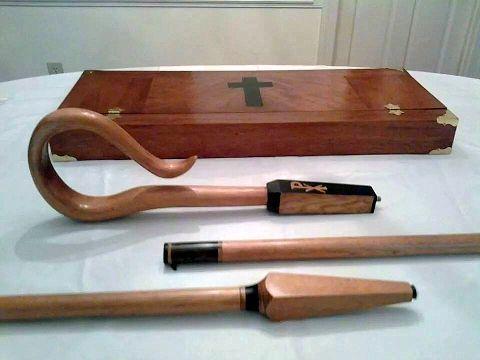 Bishops Croziers
