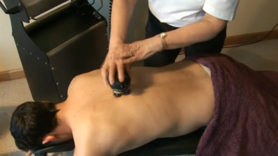 What is THERAFLEX REFLEX THERAPY?  (Hint: Its not Reflexology)
