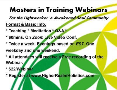 Higher Realm Holistics - Workshops