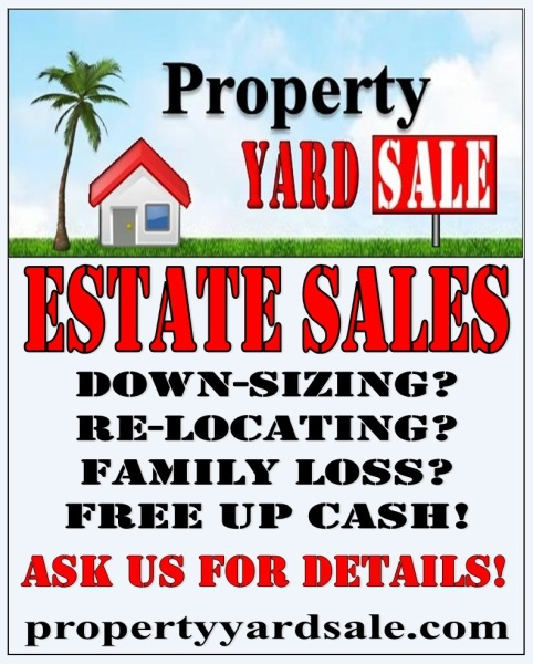 Thrift Shop of Largo, Property Yardsale, estate sales, 12499 Seminole Blvd., Largo, FL 33778