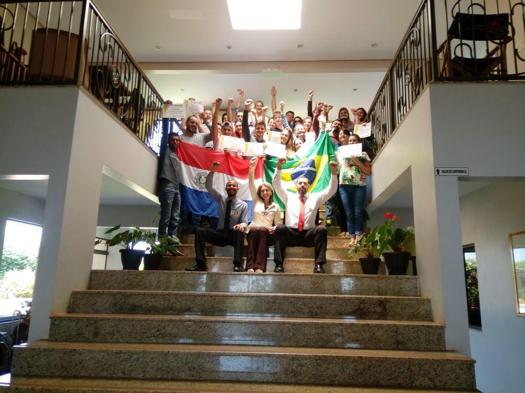 Euro Training Katuete - Paraguai
