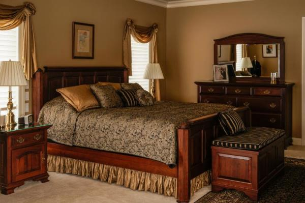 Custom bedding, pillows, shower curtains and more