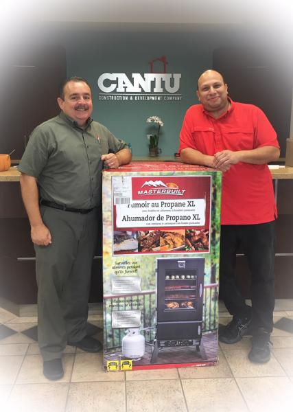 3rd Prize Winner - Cantu Construction