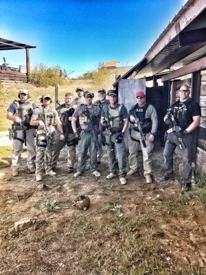 CQB Intstructor course Texas