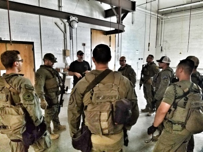 Orange County SWAT Team CQB