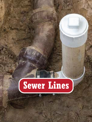 Sewer Repair Coupon Federal Way
