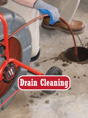 Big Jerry's Plumbing Drain Cleaning Tacoma