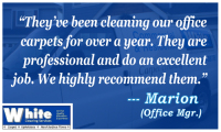White Cleaning Services Reviews