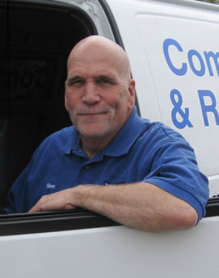 Glenn White of White Cleaning Services