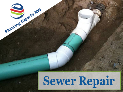 Sewer Repair Everett WA