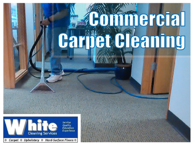 Commercial Carpet Cleaners West Seattle