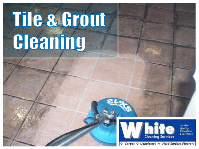 Tile & Grout Cleaning in Renton