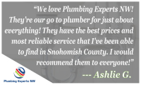 Plumbing Experts NW Everett WA