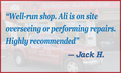 Highly Rated Auto Repair
