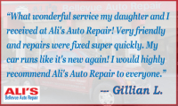Auto Repair Near Redmond WA