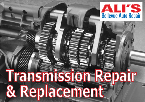 Transmission Repair Shop