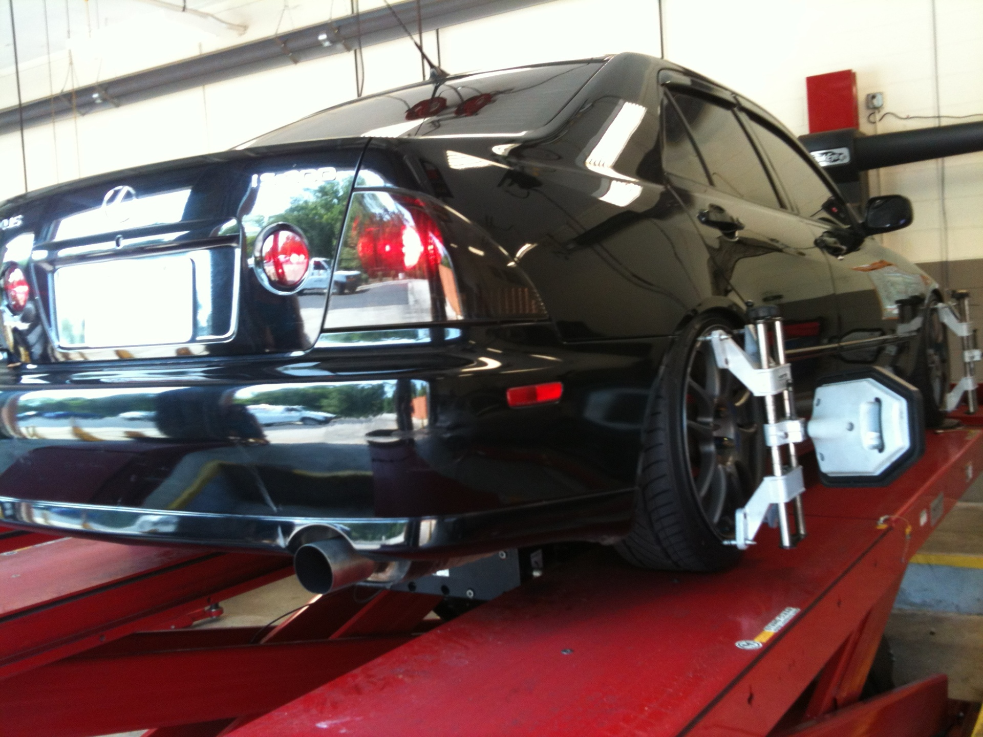 Wheel Alignment near Bellevue