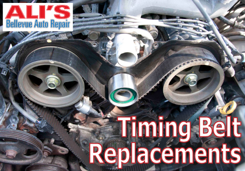 Timing Belt Replacement near Bellevue WA