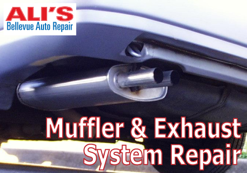 Muffler Repair Near Redmond WA