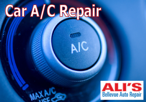 Auto Air Conditioning Repair Bellevue WA