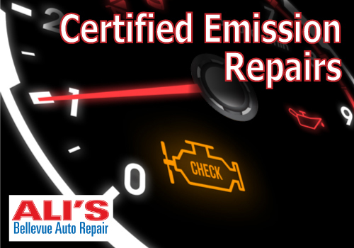 Emission Repairs near Bellevue