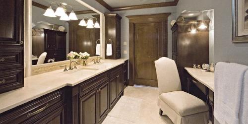 Quartz Bathroom Counters