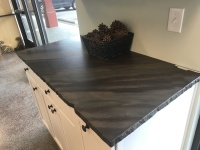 Stone Countertops and Kitchen Islands