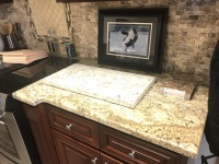 Granite Kitchen Islands