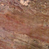 MSI Granite Sample Crema Bordeaux