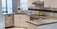 Quartz Kitchen Countertops in Tacoma