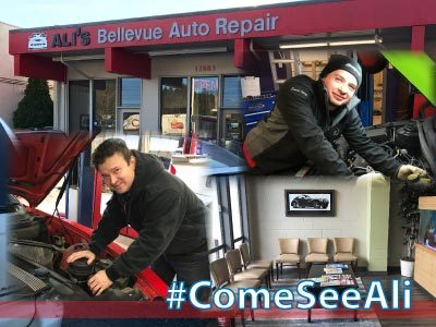 Auto Repair in Bellevue WA