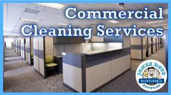 Commercial Office Cleaning Everett WA