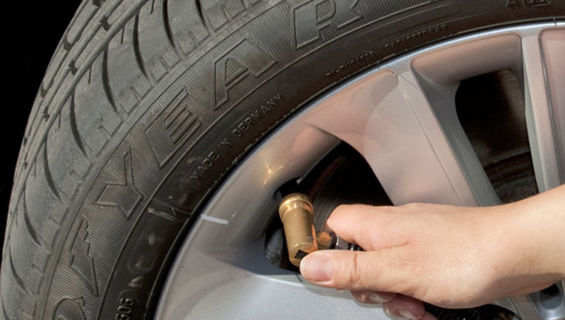 Why Proper Tire Inflation is Important for Your Safety and Gas Mileage