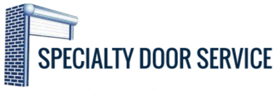 Specialty Door Service for Garage Door Repair