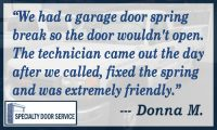 Best Garage Door Repair