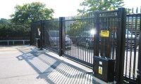 Automatic Rolling Security Gates